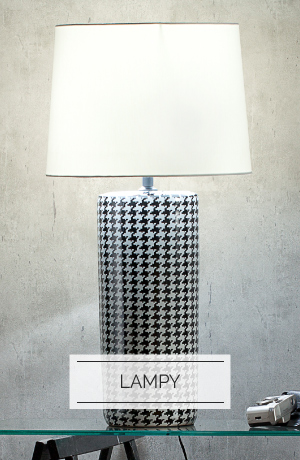 Lampy stołowe wiszące ceramiczne XL